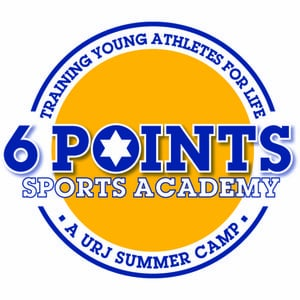 6 Points Sports Logo