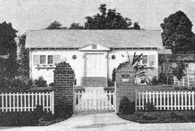 Sinai Community Center 1939