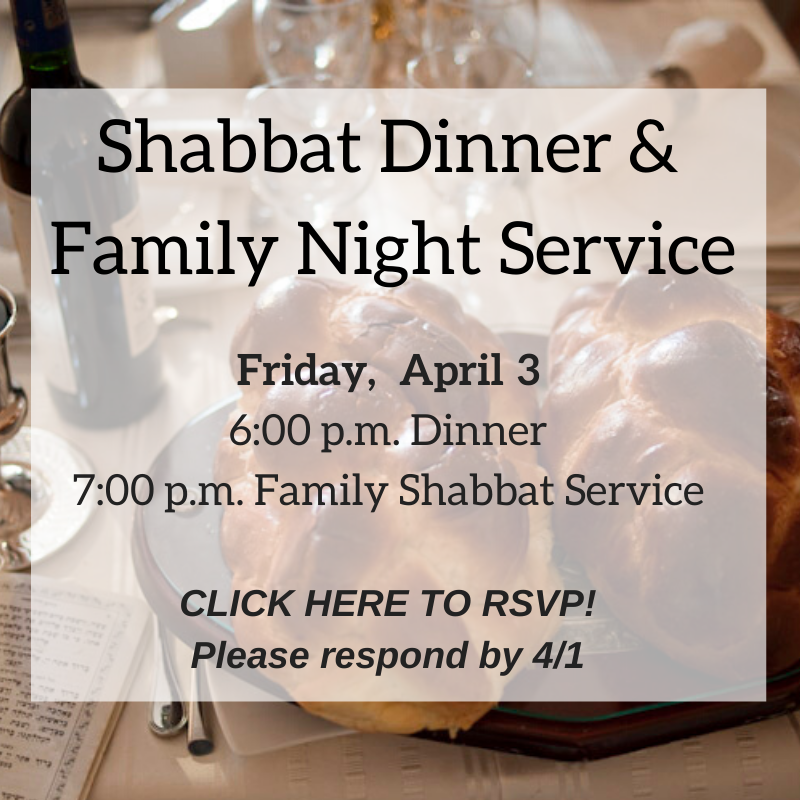 Shabbat Family Dinner for web